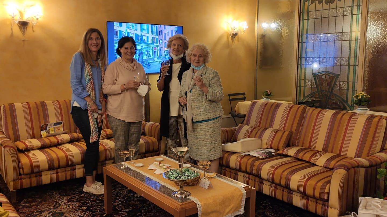 Meeting with Carla Faneti, President of FIDAPA BPW Italy
