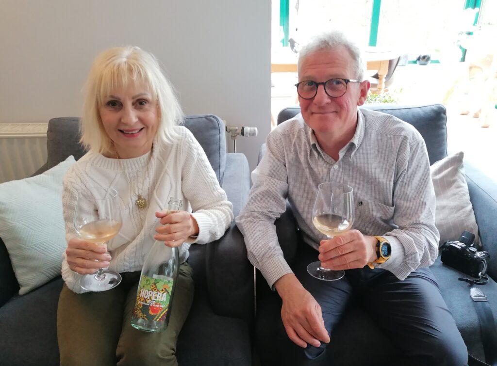 Wine partnership MobiliseSME